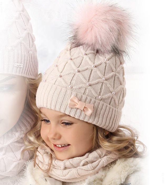 czapka zimowa dla dziecka