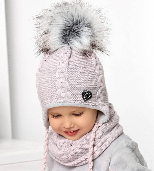 czapki zimowe dla dzieci