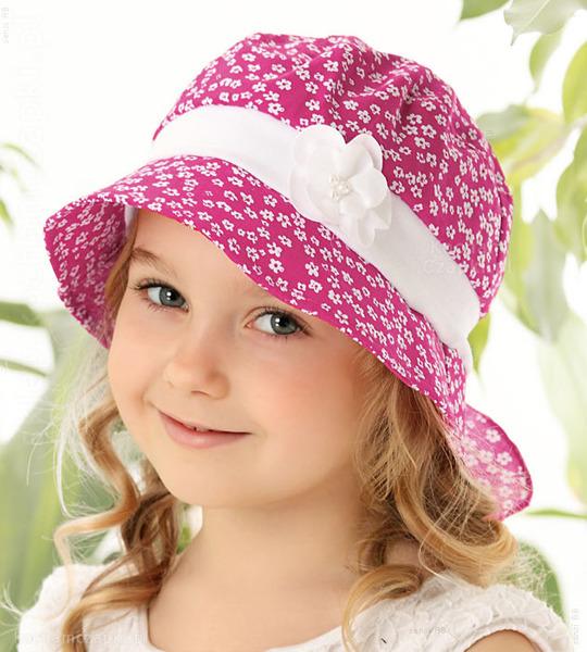 czapki na lato dla dzieci