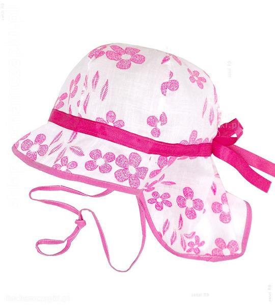 kapelusz przeciwsłoneczny na lato typu safari, dla dziewczynki