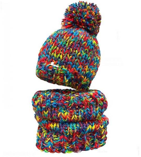 czapka zimowa, czapka damska